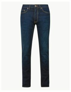 M&S Collection Big & Tall Regluar Fit Cotton Jeans