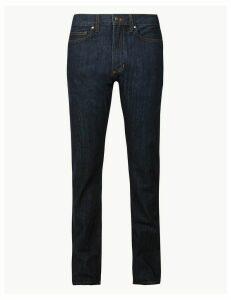 M&S Collection Big & Tall Regluar Fit Cotton Jeans