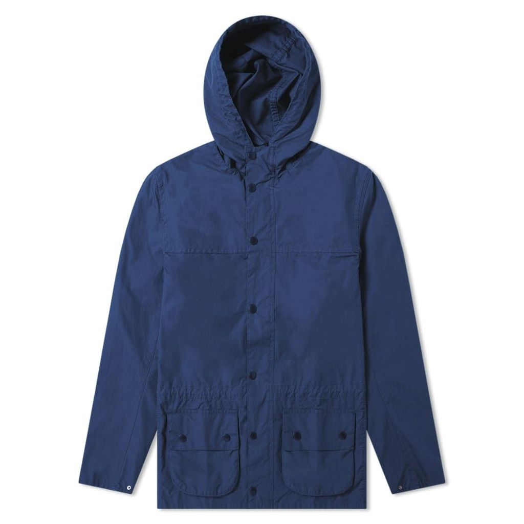 Barbour Durham Casual Jacket - Japan Collection French Navy