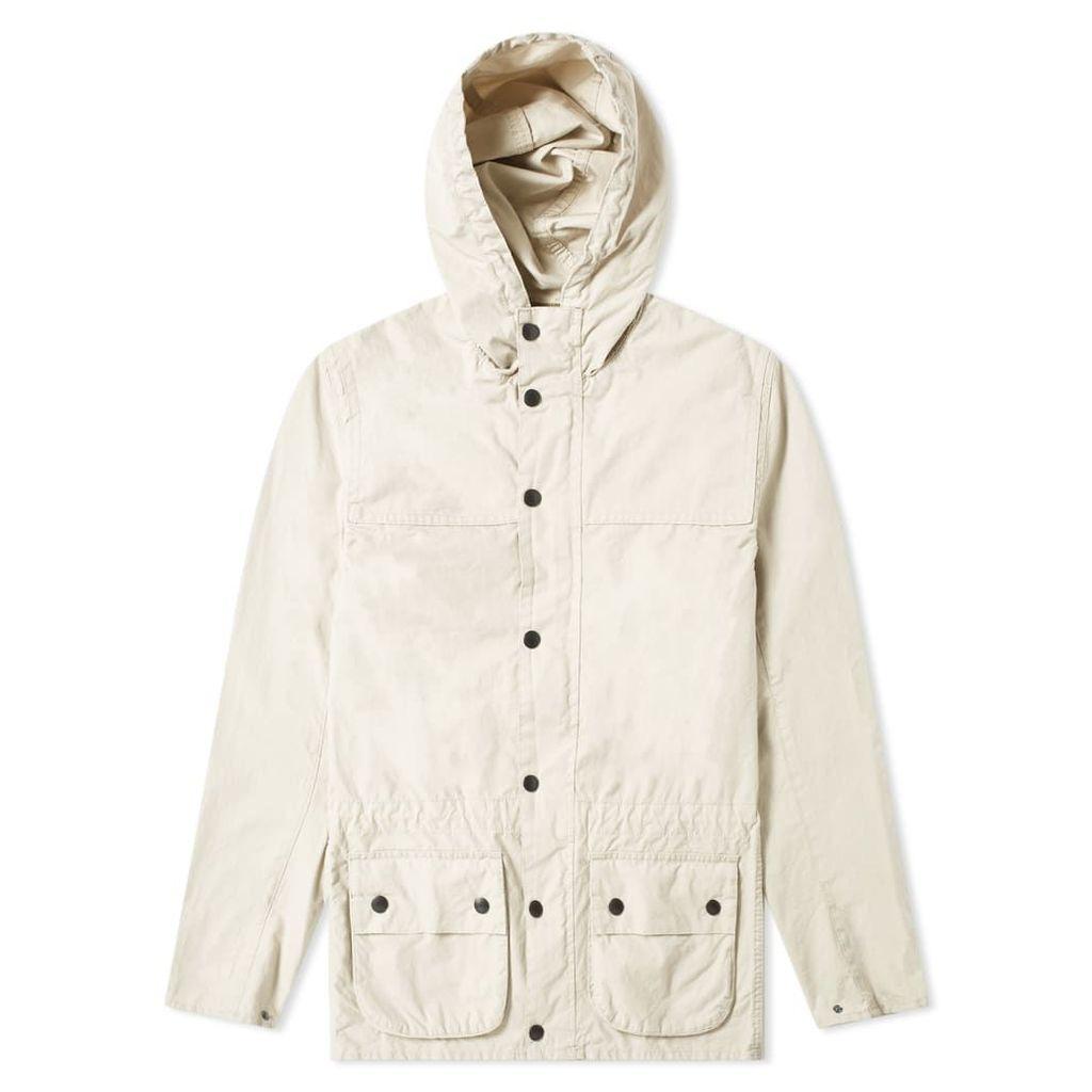 Barbour Durham Casual Jacket - Japan Collection Mist