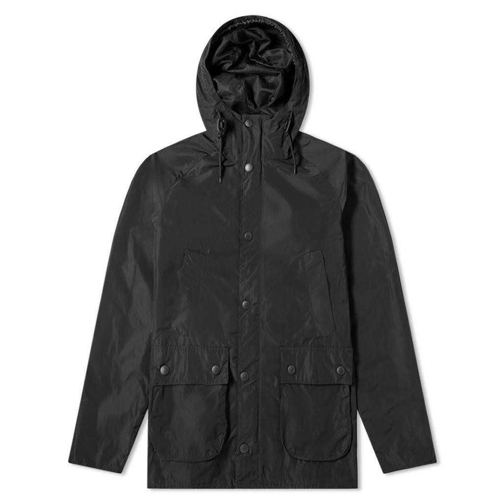 Barbour Hooded Bedale Jacket - Japan Collection Black