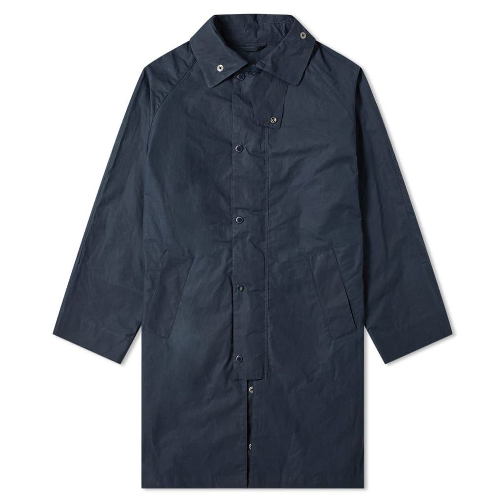 Barbour x Engineered Garments South Jacket Navy