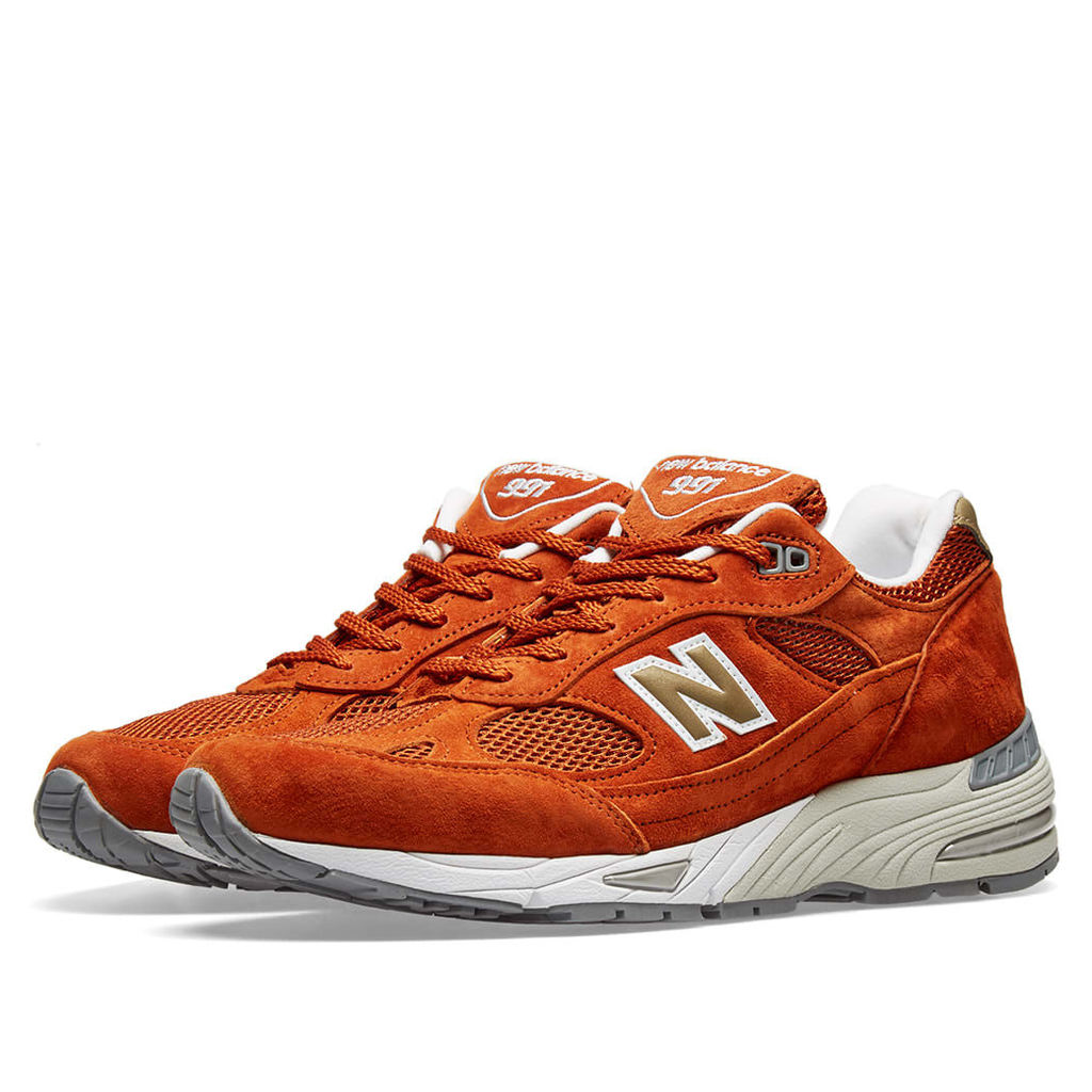 New Balance M991SE 'Eastern Spices Pack' - Made in England Ginger & White