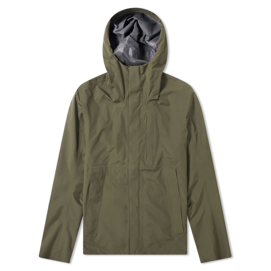 Norse Projects Fyn Shell Gore-Tex Jacket Ivy Green
