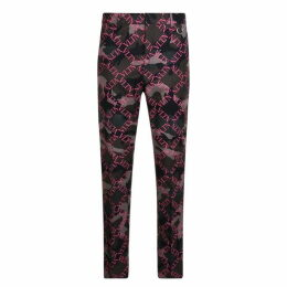 Valentino Vltn Camouflage Trousers