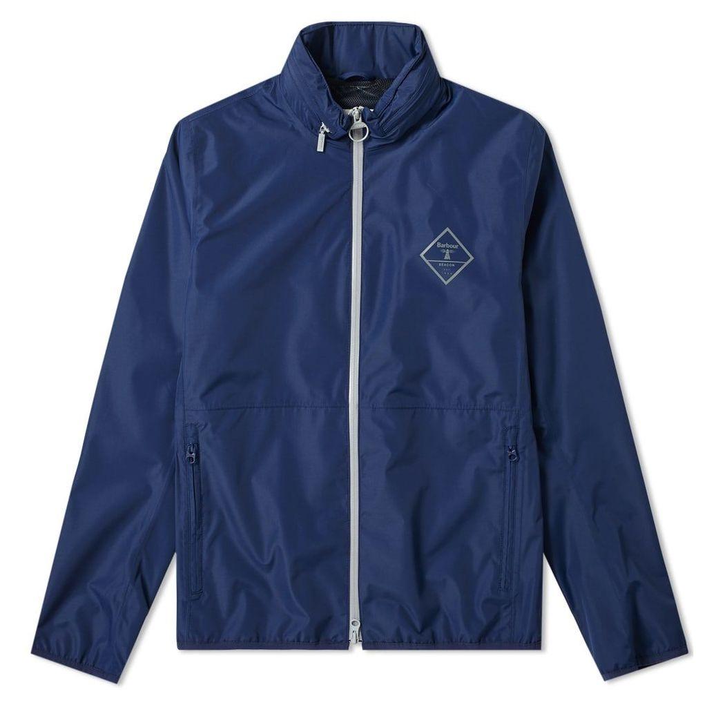 Barbour Terrance Jacket Regal Blue
