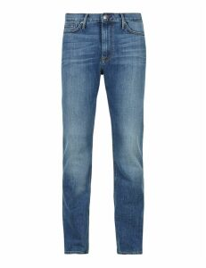 Blue Harbour Straight Fit Stretch Jeans