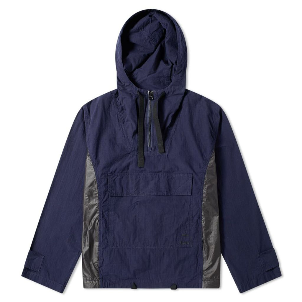 Acne Studios Ophion Ripstop Jacket Midnight Blue
