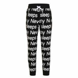 DKNY Never Sleeps Jogging Bottoms
