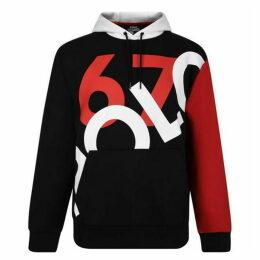 Polo Ralph Lauren Contrasting Logo Hooded Sweatshirt