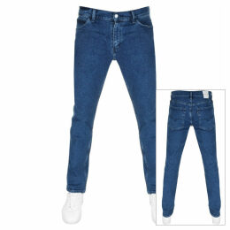 Levis Line 8 Slim Tapered 512 Jeans Blue