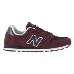 New Balance 373 Suede Mesh Trainers