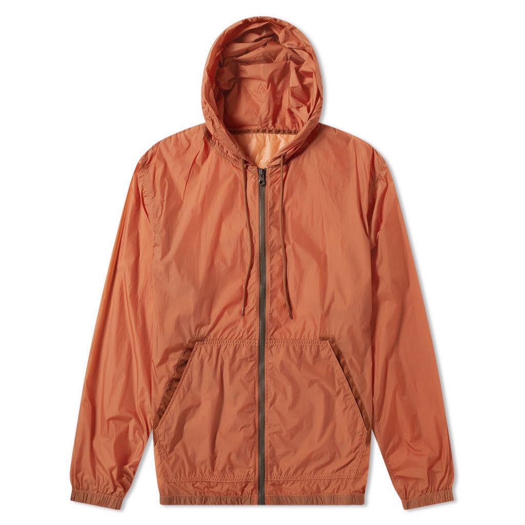 Nanamica Packable Cruiser Jacket Orange