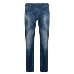 Emporio Armani Light Washed Jeans