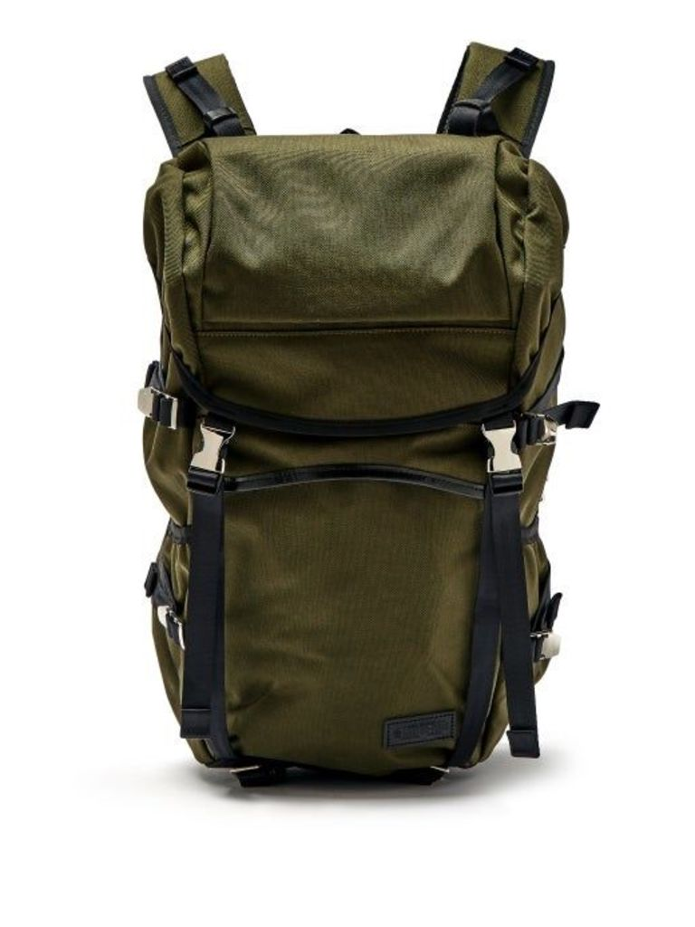 Master-piece - Lightning Technical Backpack - Mens - Green
