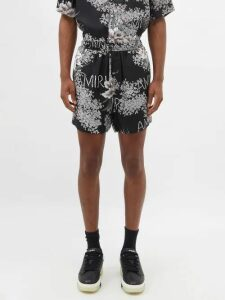 P.a.m. - Leap Man Snap-side Track Pants - Mens - Navy