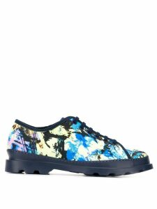 Camper patterned sneakers - Blue
