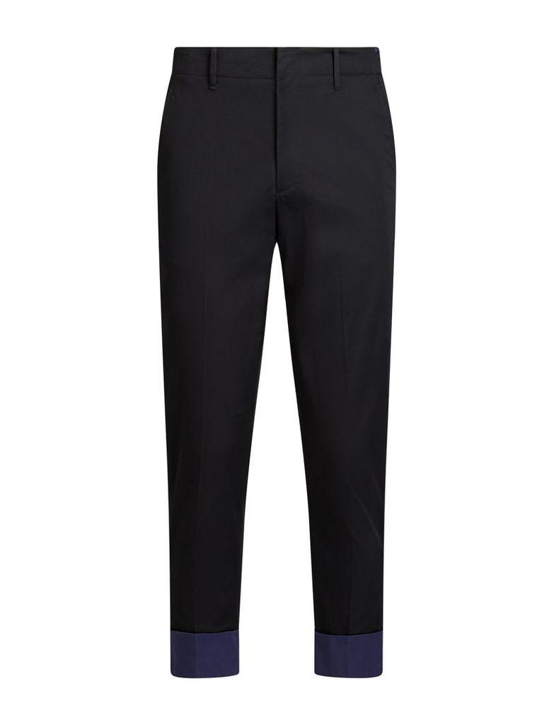 Eddystone Fine Gabardine Stretch Trousers