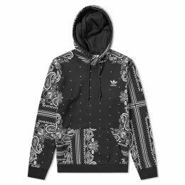 Adidas Bandana Popover Hoody Black