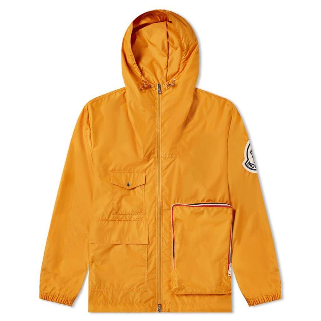 Moncler Genius - 2 Moncler 1952 - Flanquart Packable Zip Hooded Jacket Orange
