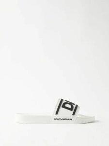 Raf Simons - Deconstructed Sleeve Fair Isle Sweater - Mens - Black