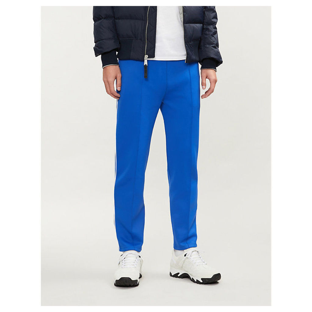 Relaxed-fit jersey jogging bottoms