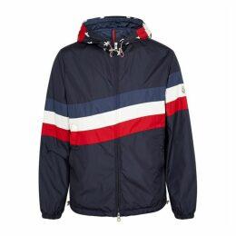 Moncler Cam Blue Shell Jacket