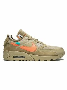 Nike The 10: Off White x Nike Air Max 90 sneakers - Neutrals