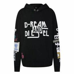 Diesel Sjackwa Hooded Sweatshirt