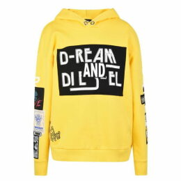 Diesel Sjackwa Hooded Sweatshirt