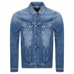 Replay 301 Denim Jacket Blue