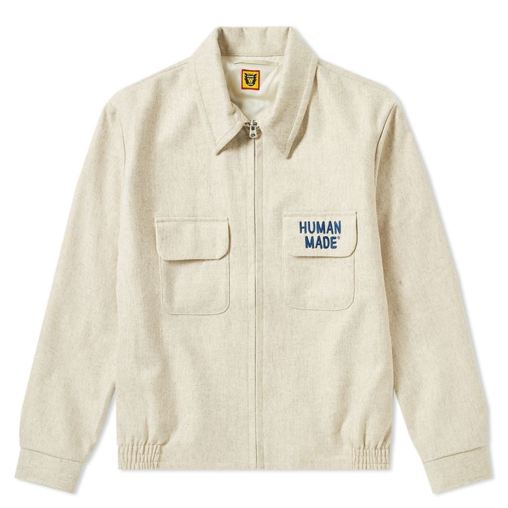 Human Made Souvenir Jacket Ecru