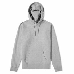 SOPHNET. Side Zip Hoody Grey