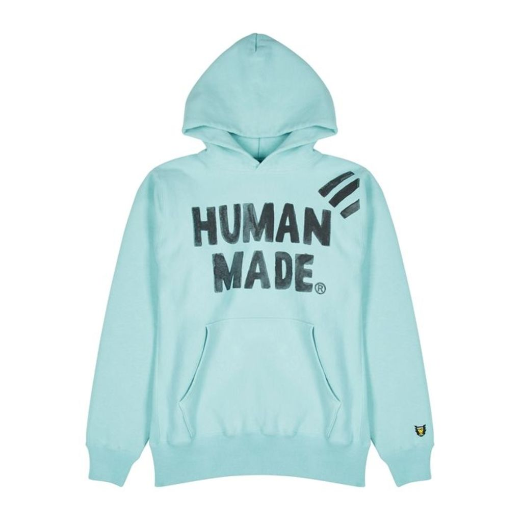 Human Made Pizza Blue Cotton Sweatshirt