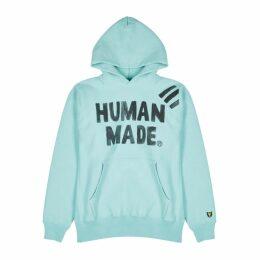 Human Made Pizza Blue Cotton Sweatshirt
