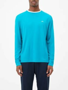 Prada - Detachable Sleeve Zip Through Nylon Jacket - Mens - Navy