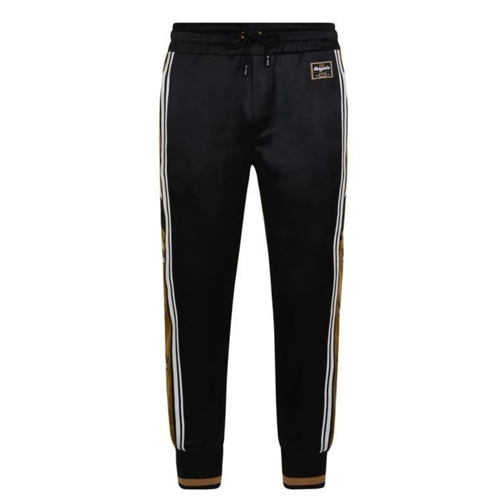 DOLCE AND GABBANA King Tape Jogging Bottoms