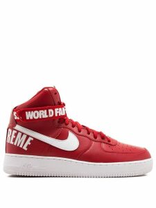 Nike Air Force 1 High Supreme sneakers - Red