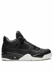 Jordan Air Jordan 4 Retro Premium sneakers - Black
