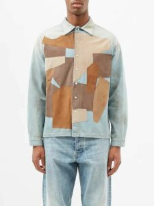 Acne Studios - Fagen Cotton Hooded Sweatshirt - Mens - Black
