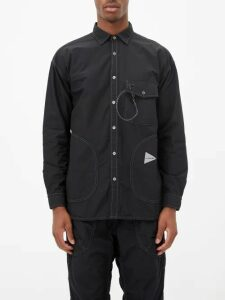 A.p.c. - Veste Charles Cotton Blend Denim Jacket - Mens - Indigo