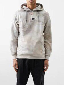 Haider Ackermann - High Rise Slubbed Linen Twill Trousers - Mens - Grey
