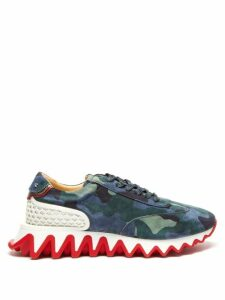 Burberry - Logo Patch Quilted Twill Jacket - Mens - Black