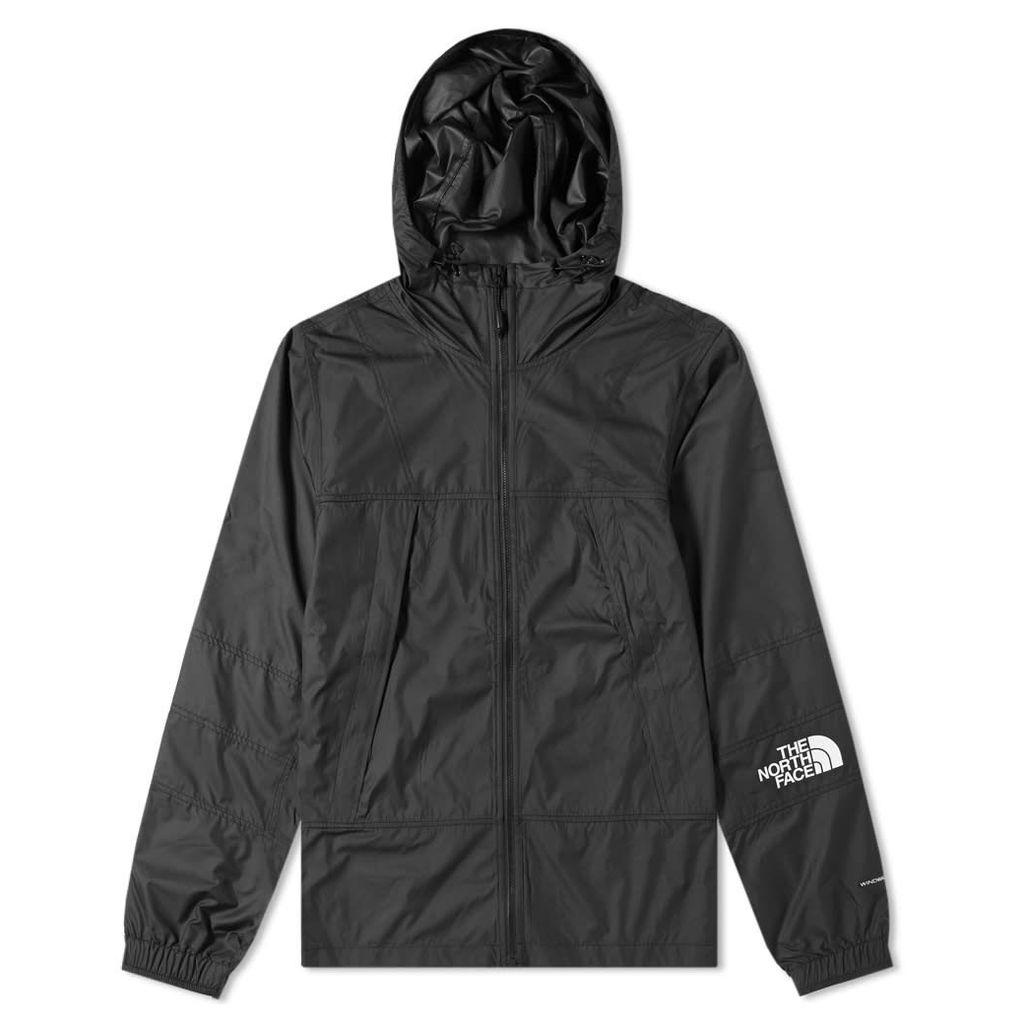 The North Face Mountain Light Windshell Jacket Black