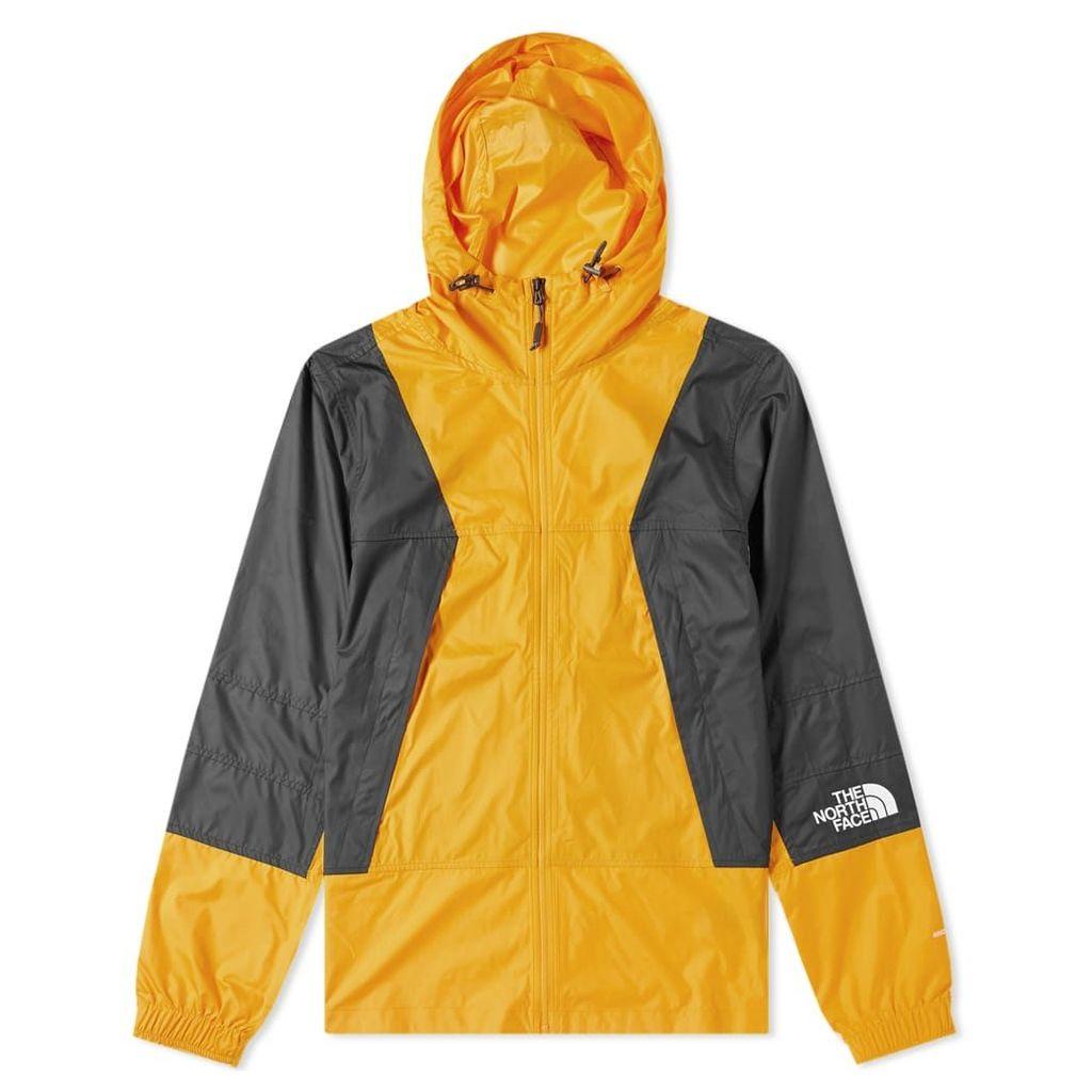 The North Face Mountain Light Windshell Jacket Zinnia Orange
