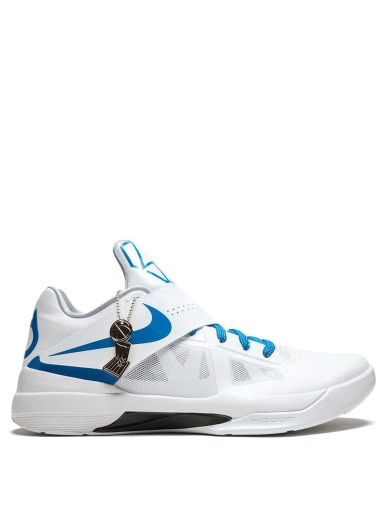 Nike Zoom KD IV sneakers - White