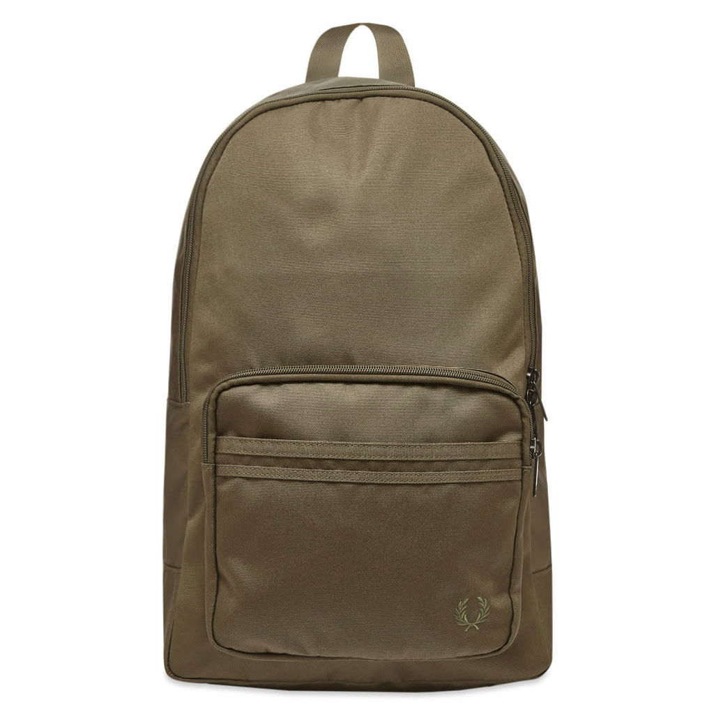 Fred Perry Tonal Tipped Backpack