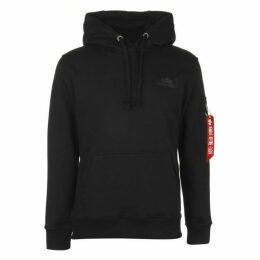 Alpha Industries Back Print Hoodie