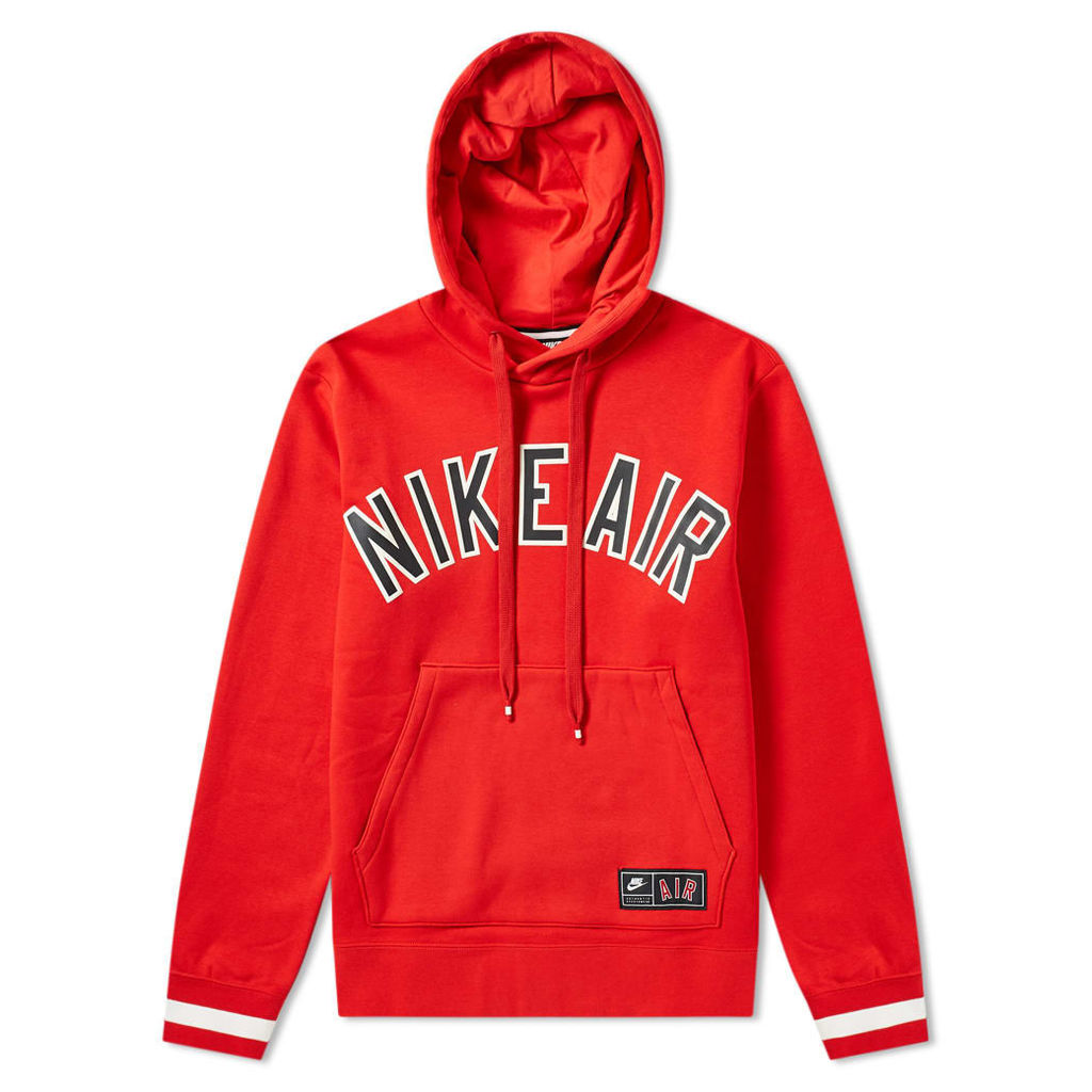 Nike Air Varsity Hoody University Red