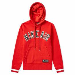Nike Air Varsity Hoody University Red